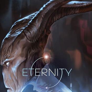 Eternity #2 cover by Jelena Kevic-Djurdjevic