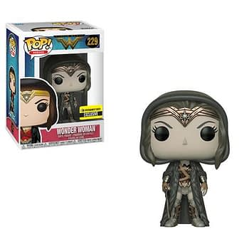 Funko Sepia Wonder Woman Entertainment Earth Pop