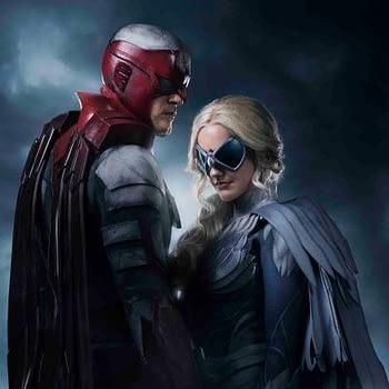 Titans Hawk Dove Rob Liefeld