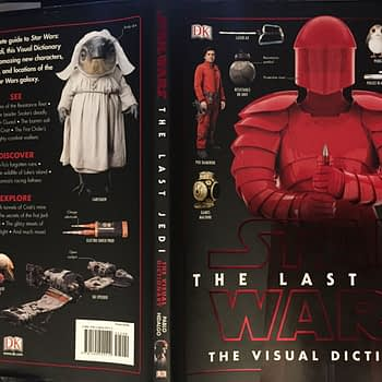 Last Jedi Visual Dictionary