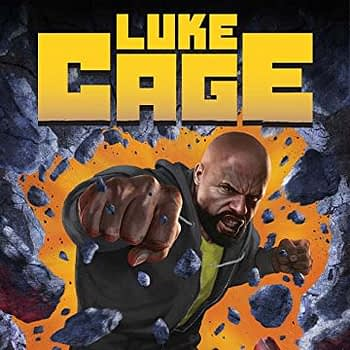 luke cage david f. walker