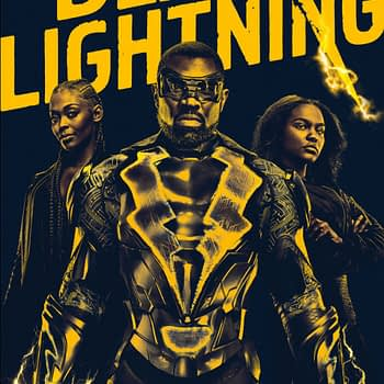 Black Lightning key art