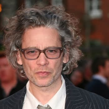 Dexter Fletcher arriving for the Titanic 3D film premiere, Royal Albert Hall, London. 27/03/2012 Picture by: Alexandra Glen / Featureflash