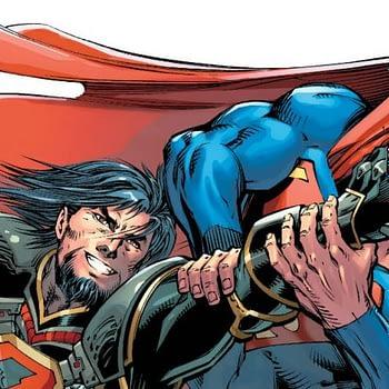 Action Comics #996 cover by Dan Jurgens, Trevor Scott, and Hi-Fi