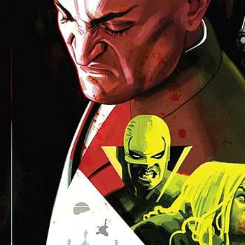 Iron Fist #76 cover by Jeff Dekal