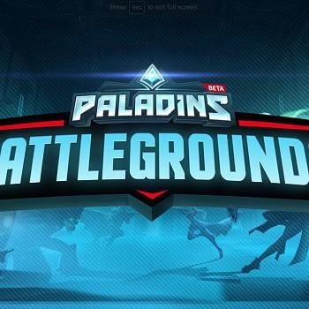 paladins: battlegrounds