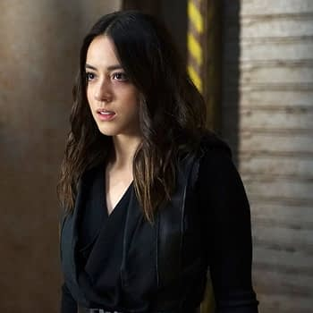 Agents of SHIELD chloe bennet