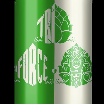 Legend Of Zelda triforce beer