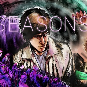 Seasons Indie Comic spotlight