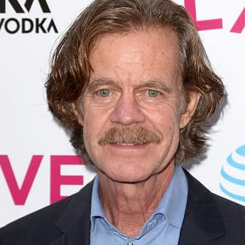 "LOS ANGELES - AUG 23: William H. Macy at the ""The Layover"" Los Angeles Premiere at the ArcLight Theater on August 23, 2017 in Los Angeles, CA"