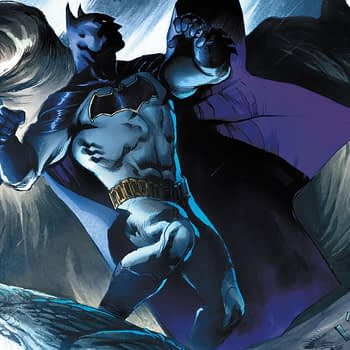 Detective Comics Annual #1 cover by Eddy Barrows, Eber Ferreira, and Adriano Lucas
