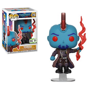 Funko Emerald City Comic Con Exclusive Yondu Pop