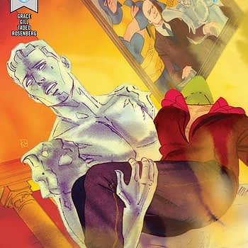 Iceman #10 Cover