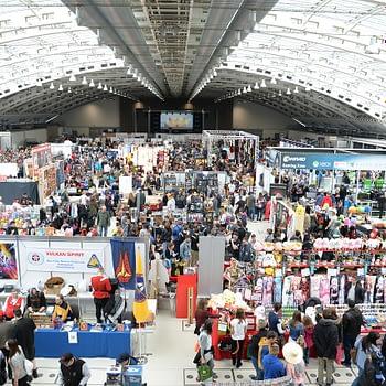 comic convention