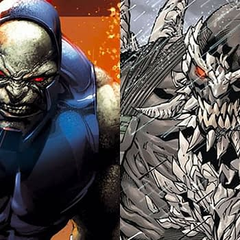 Darkseid vs doomsday