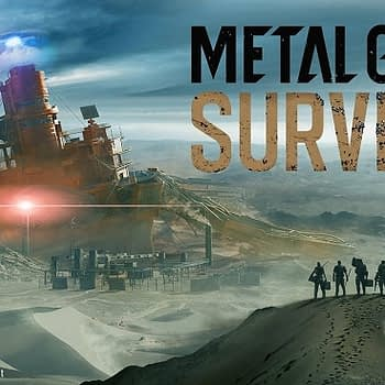 metal gear survive logo art