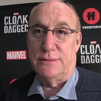 Jeph Loeb, Cloak and Dagger Red Carpet SXSW 2018