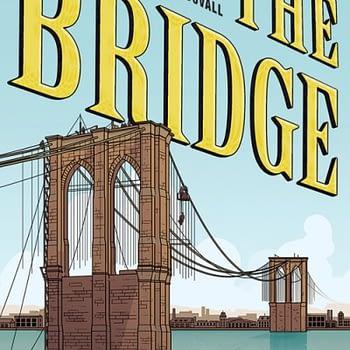peter tomasi Brooklyn Bridge graphic novel