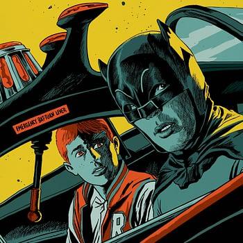 archie batman '66