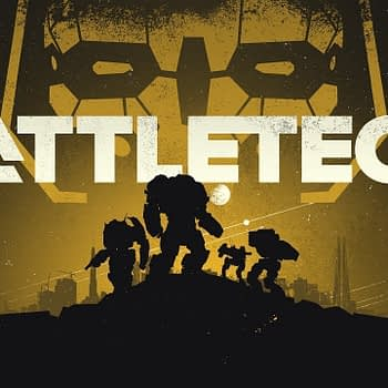 Battletech 2018 yellow