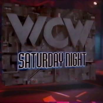 WCW Saturday Night logo