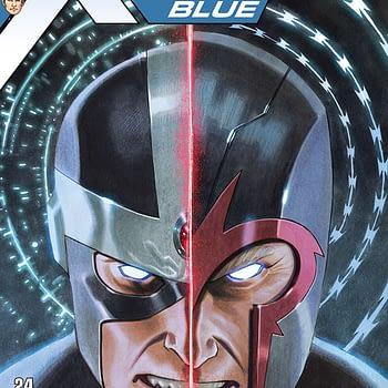 X-Men Blue #24