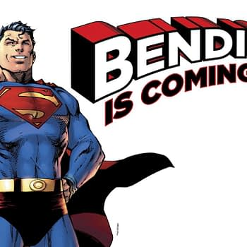 bendis is coming poster