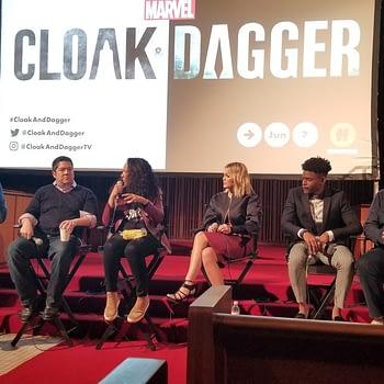 Cloak and Dagger SXSW 2018