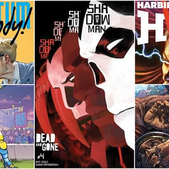 Valiant Entertainment June 2018 Solicits