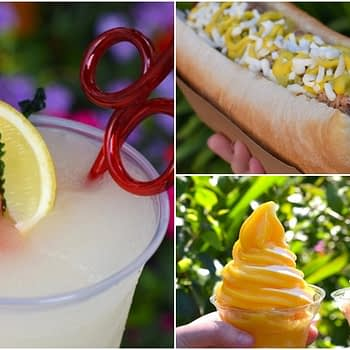 magic kingdom food march 2018
