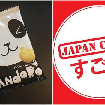 pandaro cookies japan crate