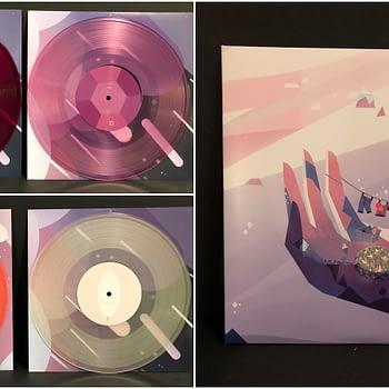 steven universe vinyl