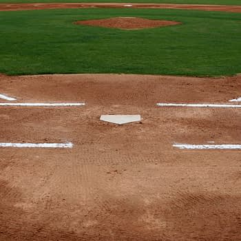 Baseball Batter's Box and Infield -- David Lee/Shutterstock.com