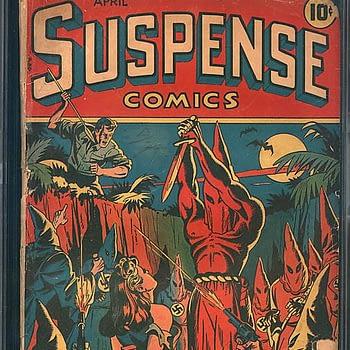 suspense comics #3