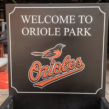 Orioles Opening Day 2018
