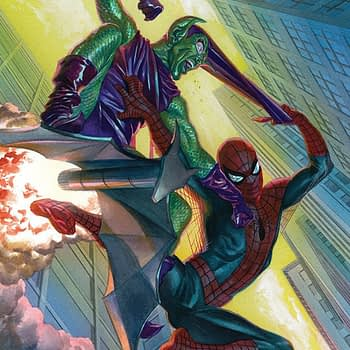 Amazing Spider-Man #798 cover by Alex Ross