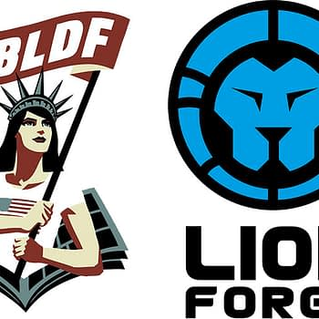 CBLDF Lion Forge