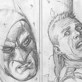 Doomsday Clock batman: earth one