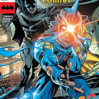 Batman: Detective Comics #979 cover by Alvaro Martinez, Raul Fernandez, and Brad Anderson