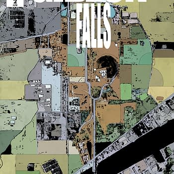 Gideon Falls #2 cover by Andrea Sorrentino
