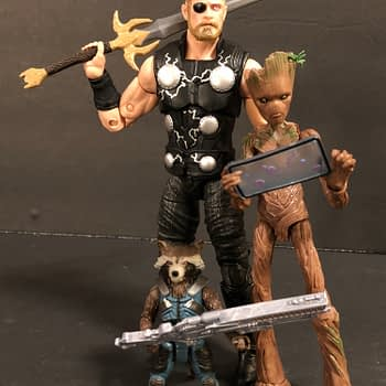 Marvel Legends Infinity War TRU Exclusive Three Pack 3