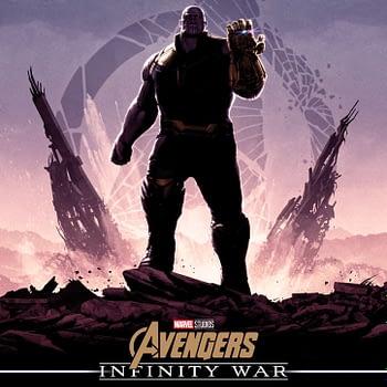 Infinity War Odeon Poster Matt Ferguson 3
