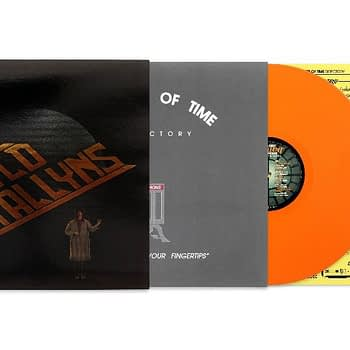 Mondo Bill and ted Excellent Adventure Vinyl Package