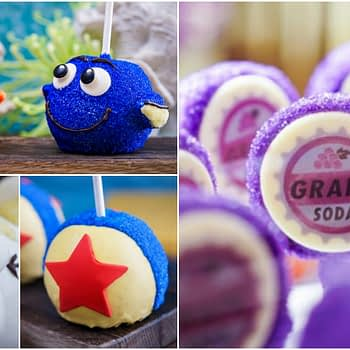 pixar fest candy
