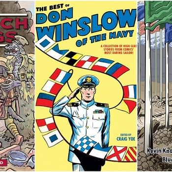 u.s. navy comics new imprint