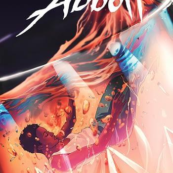 Abbott #4 cover by Taj TenfoldAbbott #4 cover by Taj Tenfold