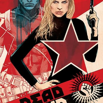 The Dead Hand #2 cover by Stephen Mooney and Jordie Bellaire