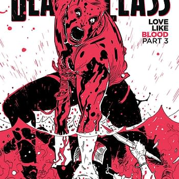 Deadly Class #34 cover by Wes Craig