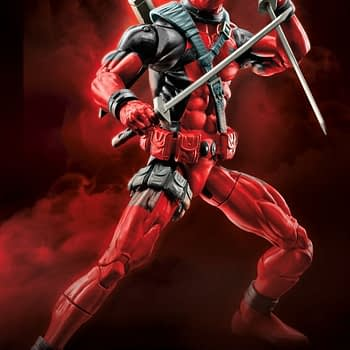 Deadpool Marvel Legends