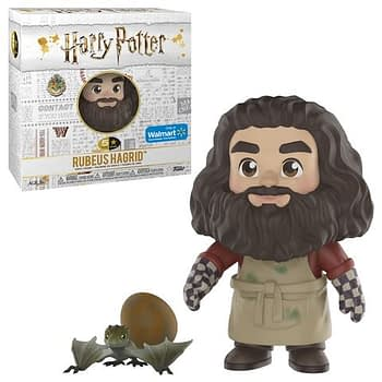 Funko 5 Star Harry Potter Walmart Hagrid